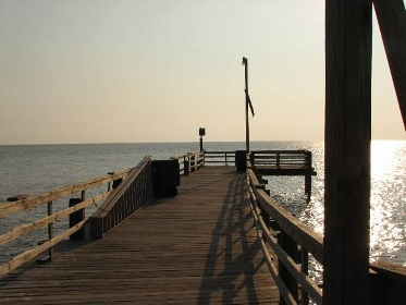 Cedar point fishing pier locationshub for Dauphin island fishing pier